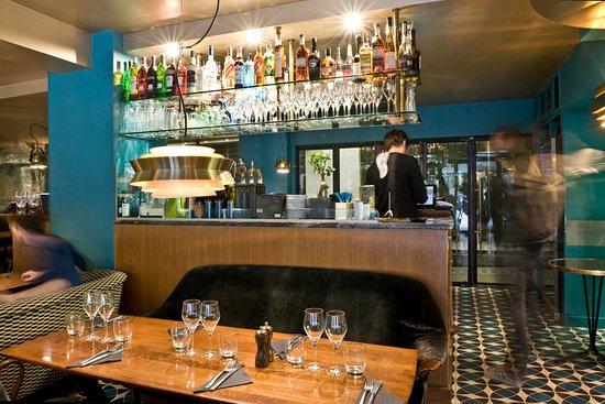 Favorite Bar – Picture Of Hotel Edgar, Paris – Tripadvisor In Edgar Bar Tables (#13 of 20)