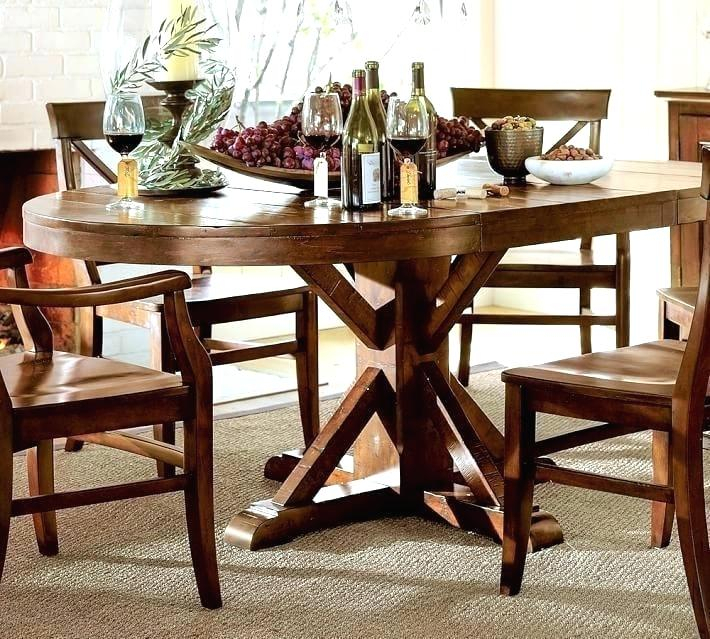 Favorite Benchwright Extending Dining Table – Vietdex Intended For Blackened Oak Benchwright Extending Dining Tables (View 19 of 20)