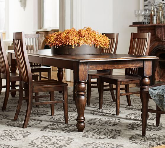 Favorite Evelyn Rectangular Extending Dining Table In 2019 Intended For Gray Wash Lorraine Extending Dining Tables (#8 of 20)