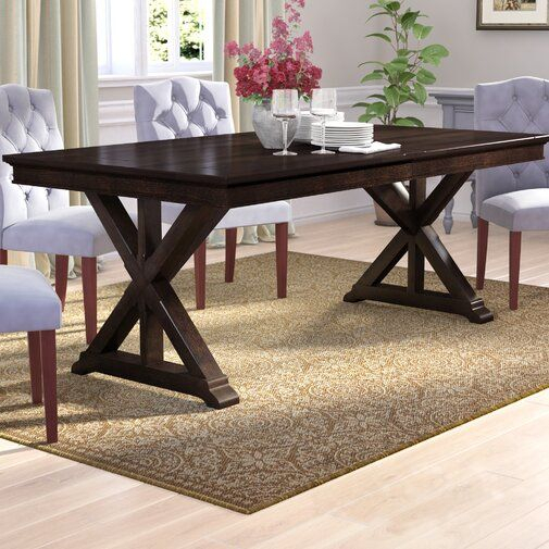 Favorite Modern Farmhouse Extending Dining Tables Intended For Laurel Foundry Modern Farmhouse Offerman Extendable Dining (#13 of 30)