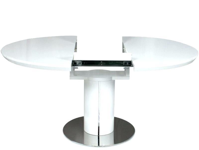 Favorite Round Extending Pedestal Dining Table – Dontdreamjustdoit (#5 of 20)
