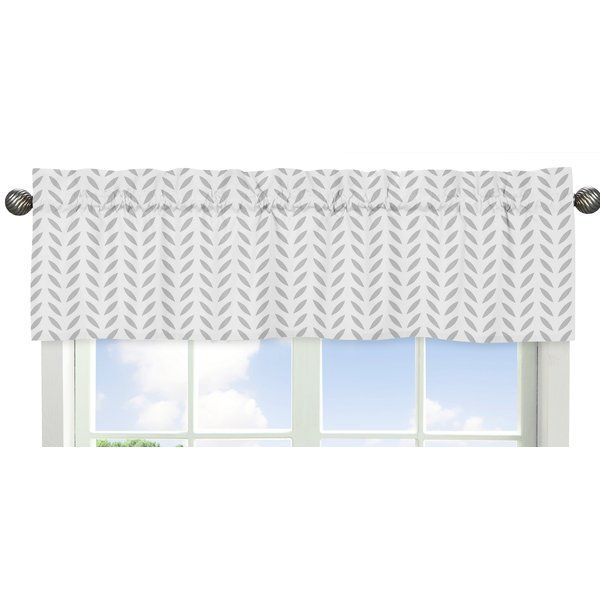 """Forest Deer 54"""" Curtain Valance   Home Decor   Crib Bedding Intended For Forest Valance And Tier Pair Curtains (View 7 of 30)"""