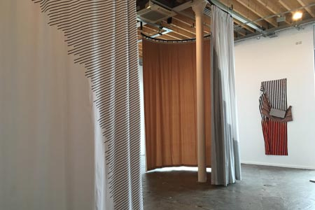 Galerie Tanja Wagner | News Within Glasgow Curtain Tier Sets (View 13 of 30)