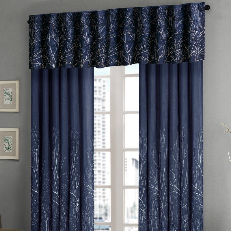 """Gladeview 50"""" Window Valance 
