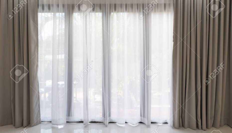 Gray And White Living Room Curtains Yellow For Black Bedroom With Luxury Light Filtering Straight Curtain Valances (View 37 of 47)