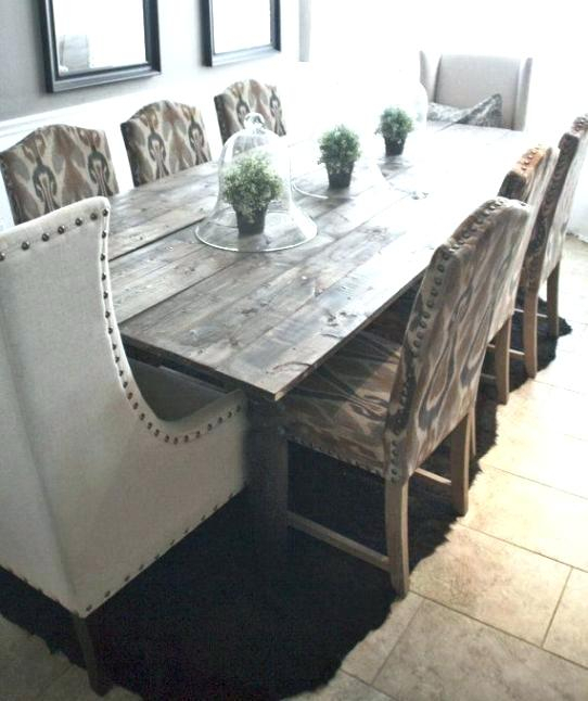 Gray Wash Dining Table – Oncallvirtualsolutions (#12 of 20)