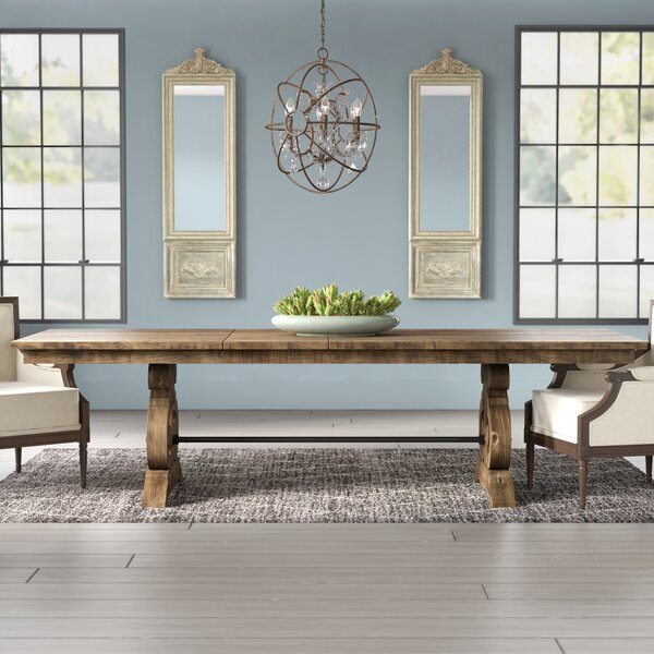 Gray Wash Toscana Extending Dining Tables For Well Liked Honey Pine Dining Table (#8 of 20)