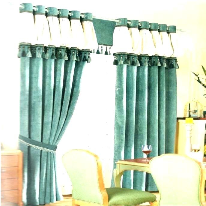 Green Valance Curtains – Jessicasmith (View 21 of 30)