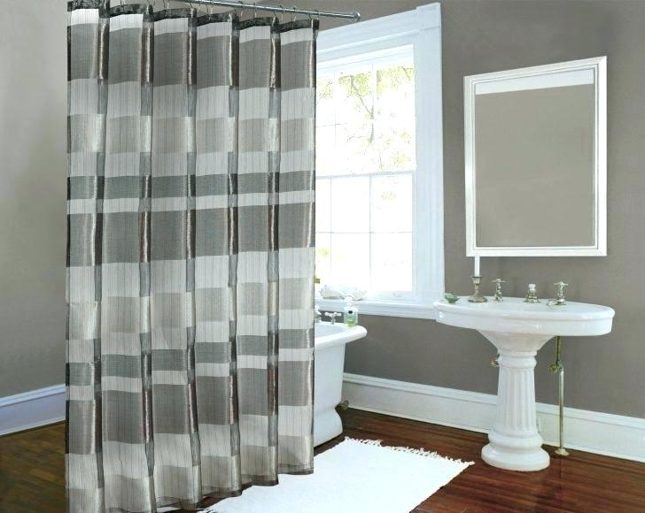 Grey And White Kitchen Curtains – Caracek (#24 of 50)