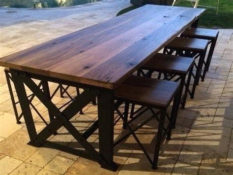 Griffin Reclaimed Wood Bar Height Tables Pertaining To Popular Reclaimed Wood Bar Table – Nezavisle (#11 of 30)