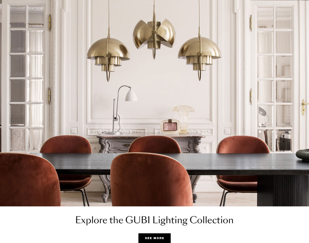Gubi For Luxury Collection Kitchen Tiers (#16 of 50)