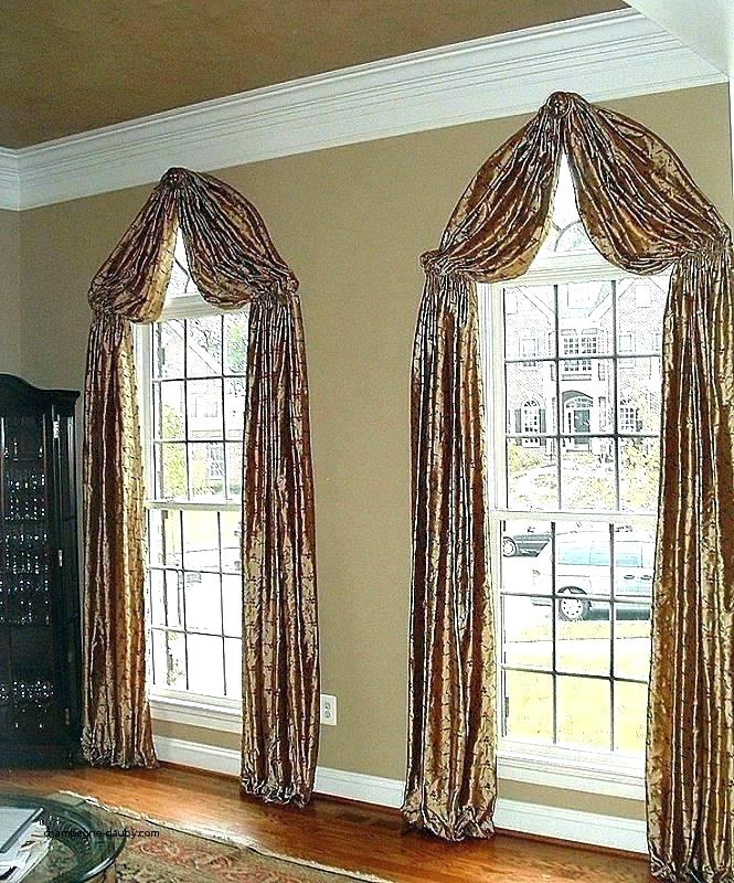 Half Circle Window Curtains – Bulldog (View 19 of 30)