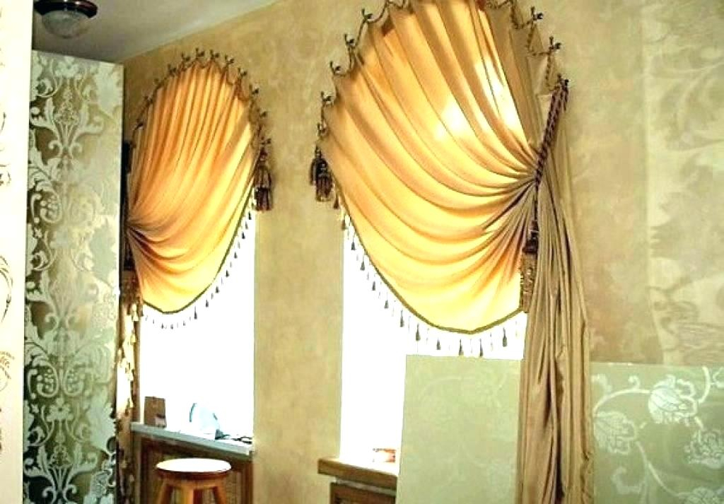 Half Circle Window Curtains – Bulldog (View 20 of 30)