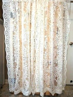 Heritage Lace Curtains – Shopngo (View 29 of 49)