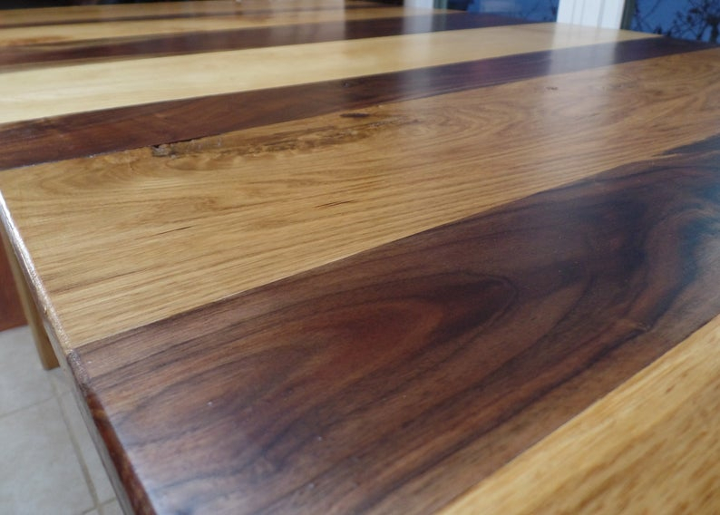 Herran Dining Tables For Most Current Walnut Ash Oak Dining Table (#8 of 20)
