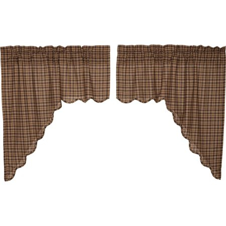 Home | Products In 2019 | Kitchen Curtains, Curtains, Window Intended For Rod Pocket Cotton Striped Lace Cotton Burlap Kitchen Curtains (View 7 of 30)