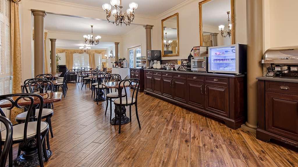 Hotel In Monterey | Best Western Plus Victorian Inn Pertaining To Porch & Den Park Point Blush 24 Inch Tier Pairs (#8 of 30)