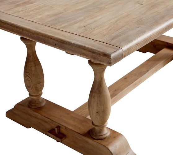House Regarding Parkmore Reclaimed Wood Extending Dining Tables (#11 of 30)