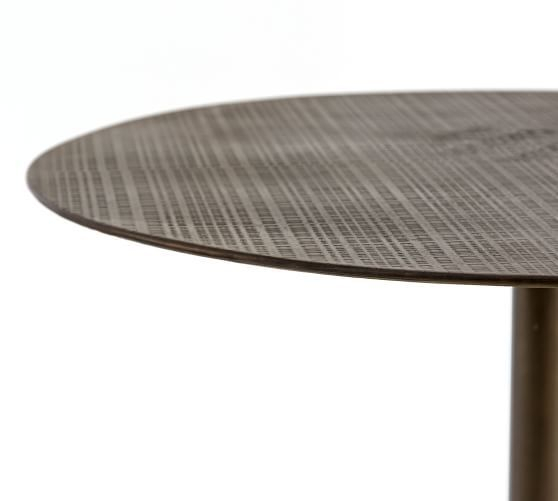 Inspiration about Icarus Round Bar Tables In Latest Icarus Round Bar Table In 2019 (#2 of 20)