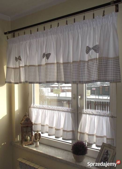Inspiration about Imagem Relacionada #bluecurtains | Curtain Designs Perde Regarding Chateau Wines Cottage Kitchen Curtain Tier And Valance Sets (#7 of 30)