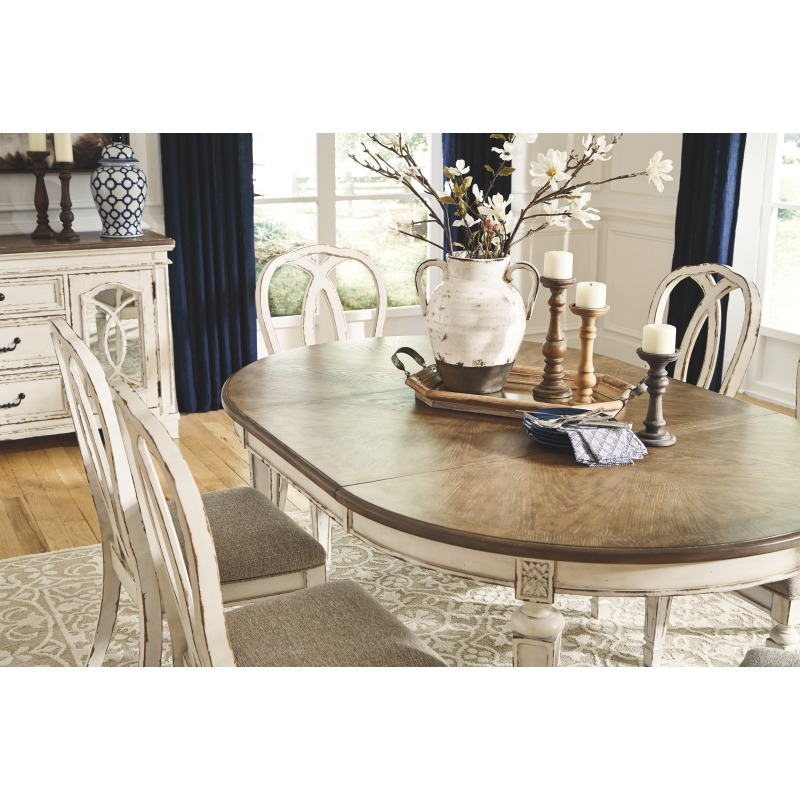 Inspiration about Ingred Extending Dining Tables In Widely Used Realyn Oval Dining Table (#2 of 20)