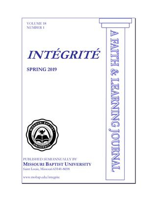 Intégrité | Spring 2019missouri Baptist University – Issuu Pertaining To Touch Of Spring 24 Inch Tier Pairs (View 24 of 30)