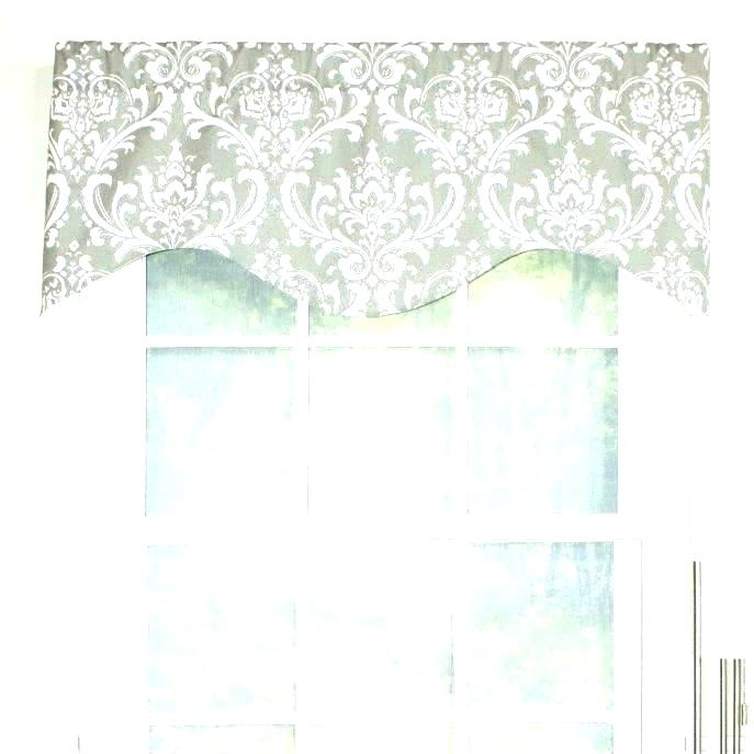 Ivory Lace Nautical Reef Tier Curtain Bathroom Curtains For Intended For Modern Subtle Texture Solid White Kitchen Curtain Parts With Grommets Tier And Valance Options (View 10 of 50)