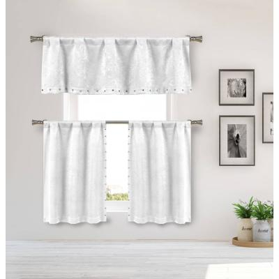 Kensie Kaia White Tier – 29 In. W X 36 In (View 30 of 30)