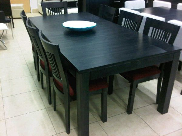 Kipling Rectangular Dining Tables Regarding Most Up To Date Custom Solid Wood Dining #table & #chairs Made In Canada (#8 of 20)