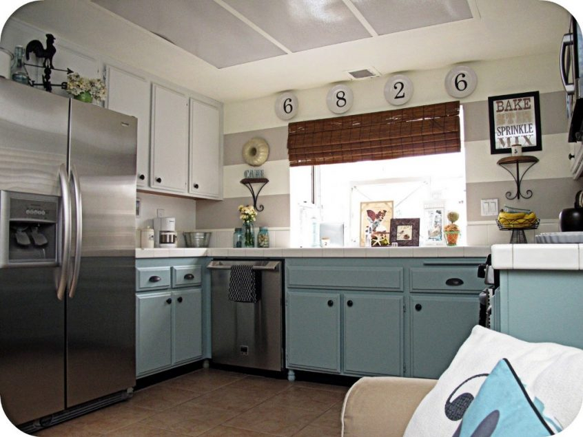 Kitchen Accessories: Diy Vintage Kitchen Appliances Retro With Classic Kitchen Curtain Sets (View 29 of 50)