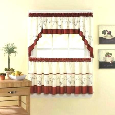 Kitchen Curtain Sets – Kreden (#28 of 50)
