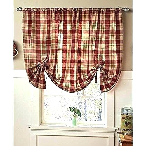 Kitchen Curtain Style – Cryptosweekly (View 17 of 50)