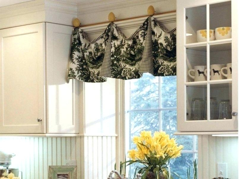 Kitchen Curtain Style – Cryptosweekly (View 18 of 50)