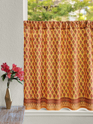 Kitchen Curtains, Cafe Curtains, Tiers, Window Treatment Inside Luxury Collection Kitchen Tiers (#25 of 50)