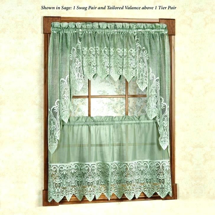 Kitchen Curtains Tiers Valances – Bitcoinecuador In Fluttering Butterfly White Embroidered Tier, Swag, Or Valance Kitchen Curtains (View 16 of 50)