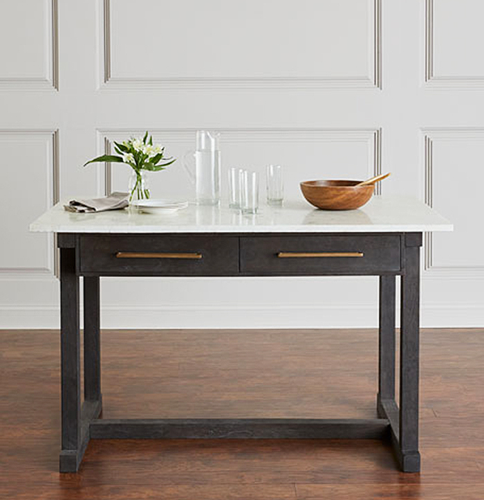 Kitchen Islands On The Go Pertaining To Most Current Elworth Kitchen Island (#9 of 20)