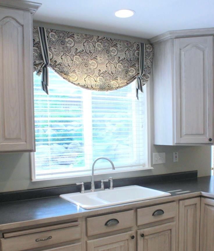 Kitchen Valances Patterns – Gardenclean Within Floral Pattern Window Valances (View 26 of 50)