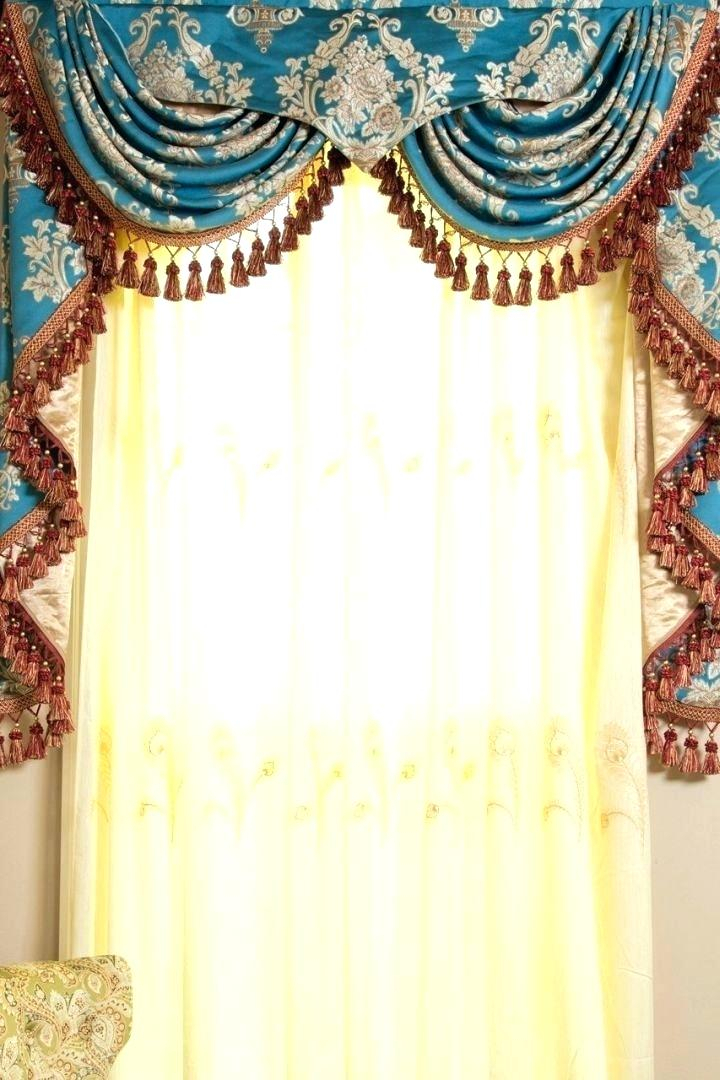 Kitchen Window Valances And Swags – Uknatura Pertaining To Fluttering Butterfly White Embroidered Tier, Swag, Or Valance Kitchen Curtains (View 21 of 50)