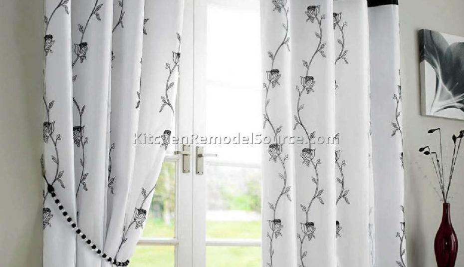 Kitchens Kitchen Curtain Designs Pictures Window Treatments With Classic Kitchen Curtain Sets (View 32 of 50)