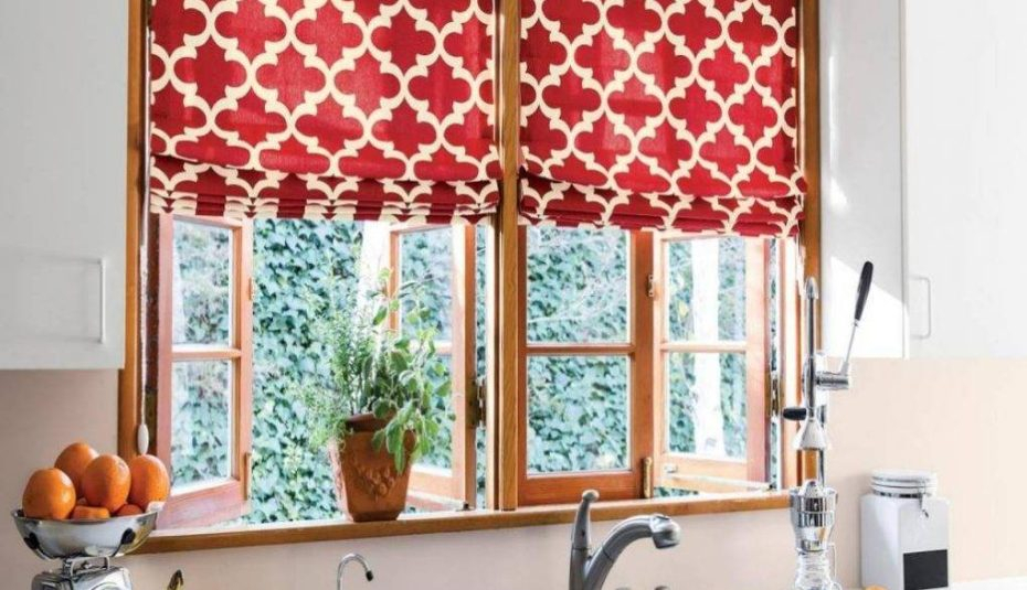 Kitchens Outstanding Red And White Plaid Kitchen Curtains Intended For Classic Black And White Curtain Tiers (View 28 of 50)