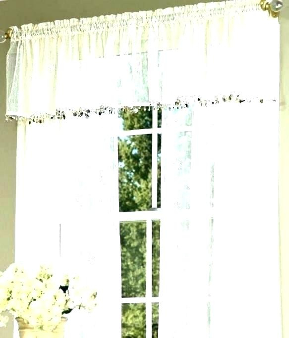 Inspiration about Lace Kitchen Curtains – Wethepeopleoklahoma With Luxury Collection Kitchen Tiers (#16 of 50)