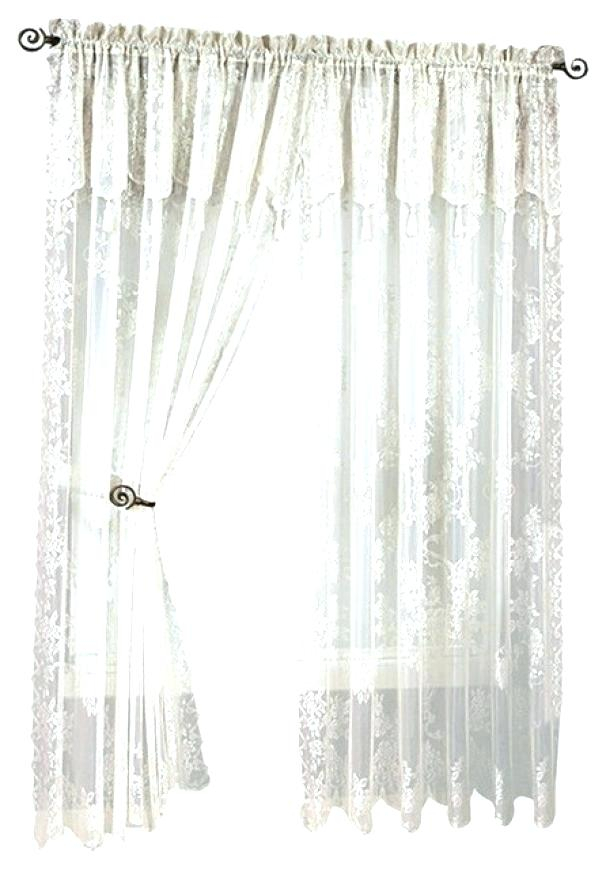 Inspiration about Lace Priscilla Curtains – Openhub Throughout Elegant White Priscilla Lace Kitchen Curtain Pieces (#3 of 30)