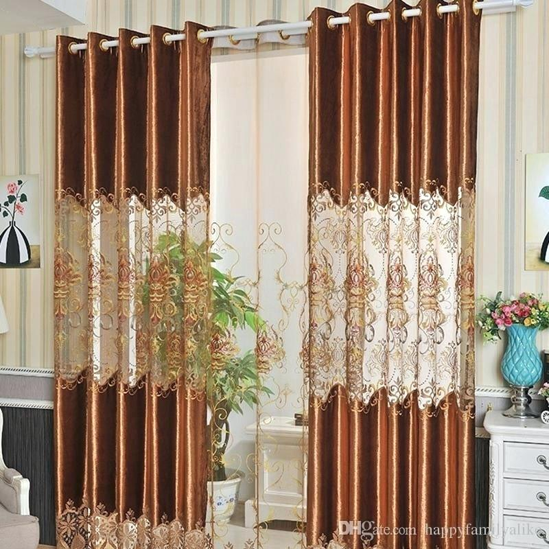 Lace Shades Window Treatments – Galerieatelier (#22 of 50)