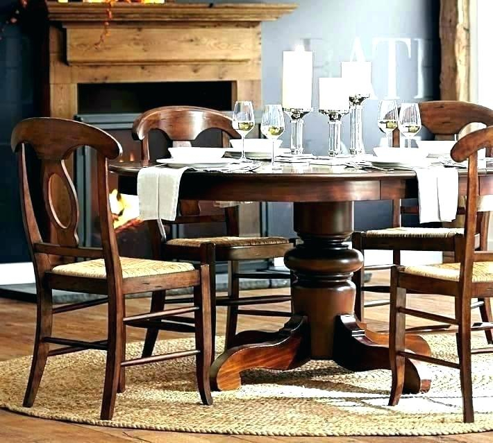 Inspiration about Latest Blackened Oak Benchwright Extending Dining Tables With Regard To Benchwright Extending Dining Table – Vietdex (#8 of 20)