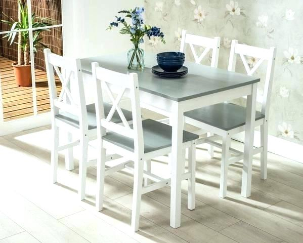 Latest Langton Reclaimed Wood Dining Tables With Regard To Gray Wood Dining Table – Litology (#21 of 30)