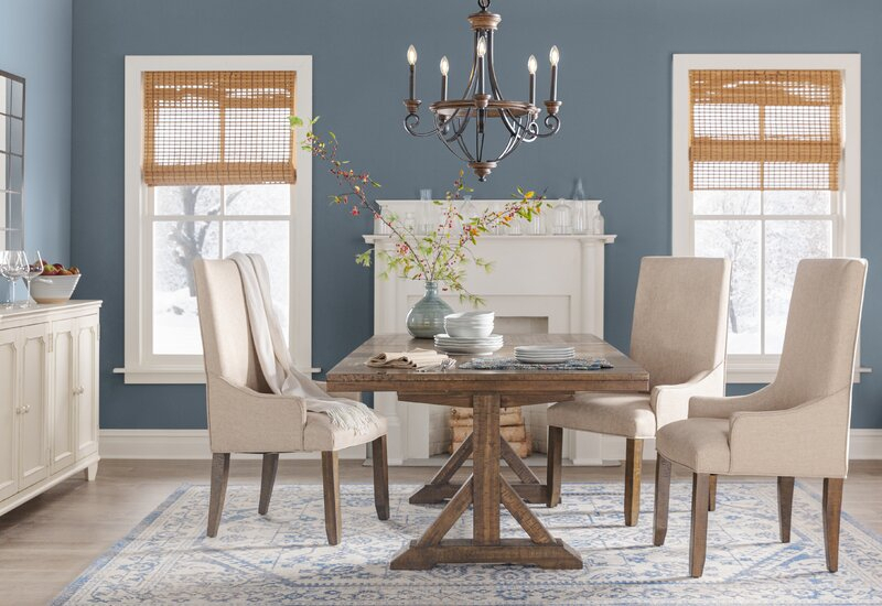 Inspiration about Latest Mcwhorter Extendable Dining Table Pertaining To Modern Farmhouse Extending Dining Tables (#9 of 30)
