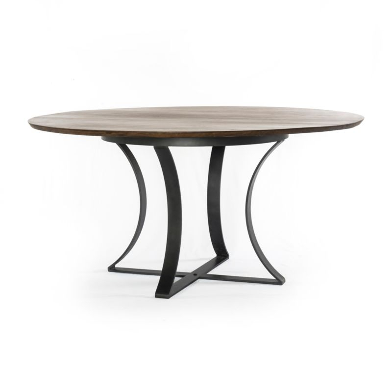 Linda's In 2019 In Trendy Montalvo Round Dining Tables (#8 of 20)