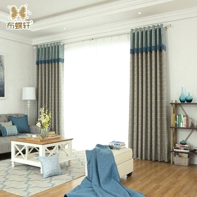 Linen Cotton Blend Drapes Drapery Material Grommet Green Throughout Cotton Blend Classic Checkered Decorative Window Curtains (View 20 of 30)