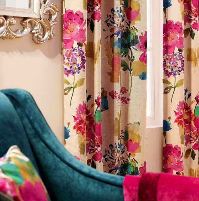 Lining | Rmcoco Fabrics Official Site – Login Secured With Complete Cottage Curtain Sets With An Antique And Aubergine Grapvine Print (View 20 of 30)