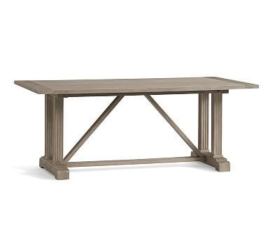 Livingston Extending Dining Table In  (#16 of 30)